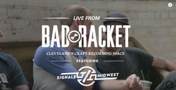 Music Videos   Live From Bad Racket 20